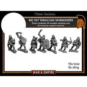 WE-TH07 Thracian Skirmishers