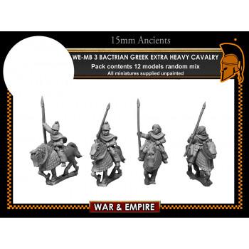 WE-MB03 Bactrian Greek Extra Heavy Cavalry