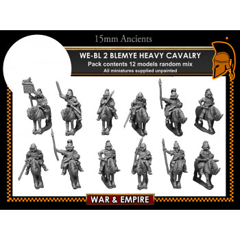 WE-BL02 Blemye Heavy Cavalry