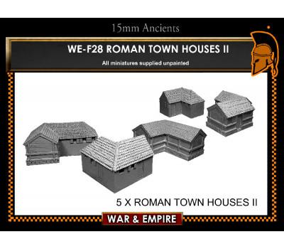 WE-F28 Roman Town Dwellings-II. corner buildings, shop