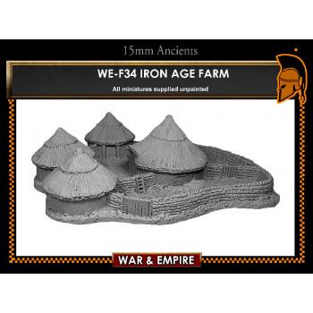 WE-F34 Iron Age Farm