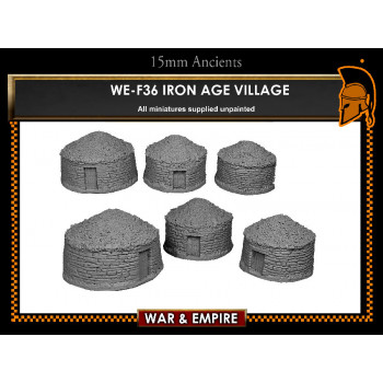 WE-F36 Iron Age Village