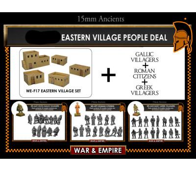 WE-SET-02 Eastern Village People