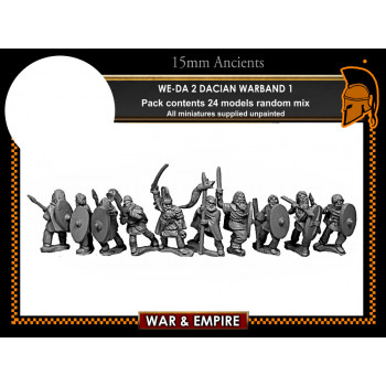 WE-DA02 Dacian Warband-I