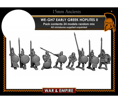 WE-GH7 Early Greek, Hoplites -II