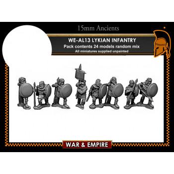 WE-AL13 Lykian Infantry