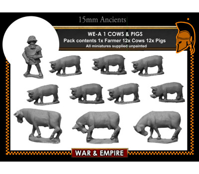 WE-A-01 Cows & Pigs