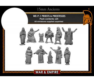 WE-P01 Priests and Priestesses