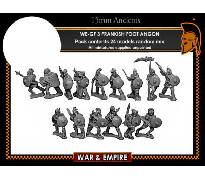 WE-GF03 Frankish Foot, Angon