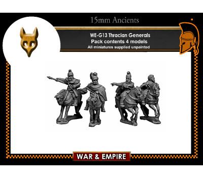 WE-G13 Thracian Generals