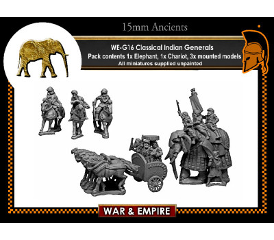 WE-G16 Classical Indian Generals
