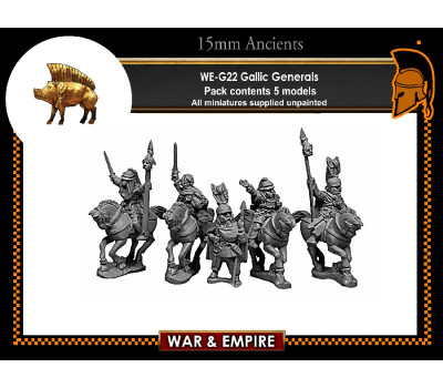 WE-G22 Gallic Generals