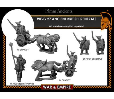 WE-G27 British Generals