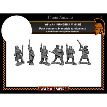 WE-MJ06 Skirmishers, javelin