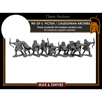 WE-GP06 Pictish Archers