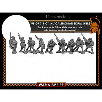 WE-GP07 Pictish Skirmishers