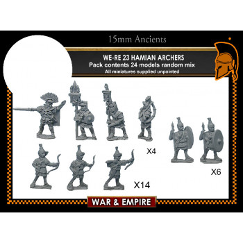 WE-RE23 Hamian Archers