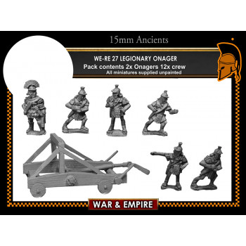 WE-RE27 Legionary 2-armed onagers