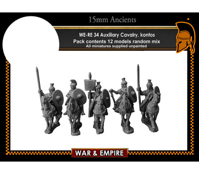 WE-RE34 Auxiliary Cavalry, kontos
