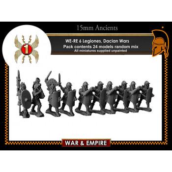 WE-RE06 Legiones, Dacian Wars