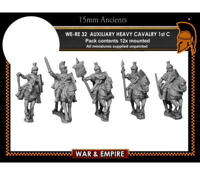 WE-RE32 Auxiliary Cavalry, 1st century