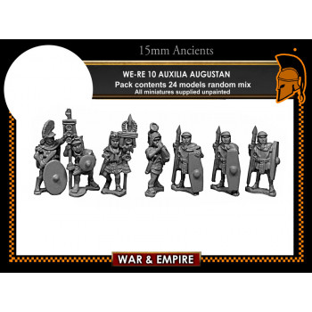 WE-RE10 Auxilia, Augustan, javelins