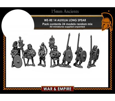 WE-RE14 Auxilia, Long Spear