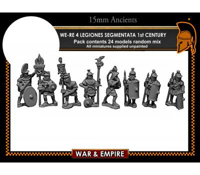 WE-RE04 Legiones, segmentata, 1st Century