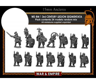 WE-RM01 Legiones, segmentata, early 3rd century