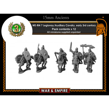 WE-RM07 Legionay/Auxiliary Cavalry, early 3rd century