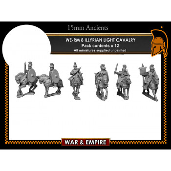 WE-RM08 Illyrian Light Cavalry,  3rd century