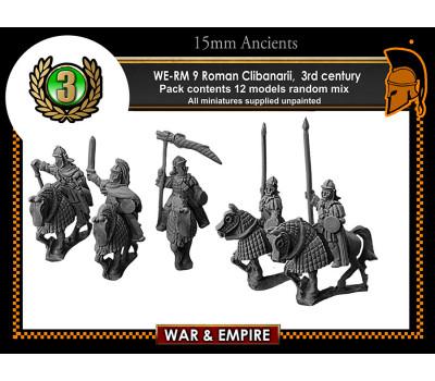 WE-RM09 Roman Clibanarii,  3rd century