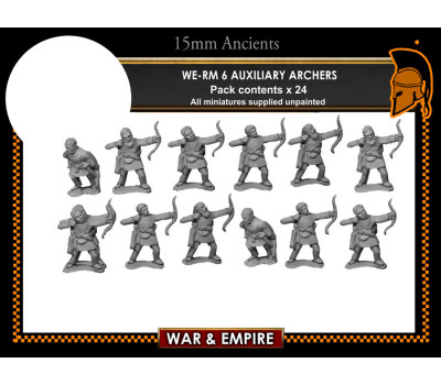 WE-RM06 Auxiliary Archers, early 3rd century