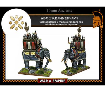 WE-PS02 Elephants