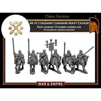 WE-PS03 Clibanarii Heavy Cavalry