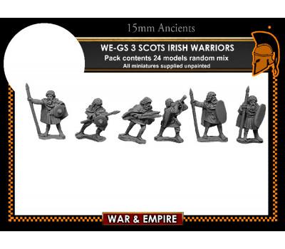 WE-GS03 Scots-Irish Warriors