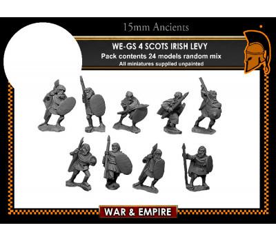 WE-GS04 Scots-Irish Levy