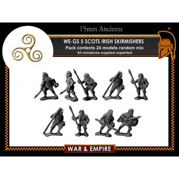 WE-GS05 Scots-Irish Skirmishers
