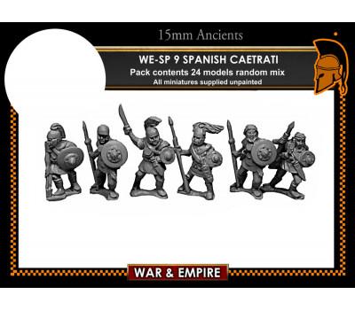 WE-SP09 Spanish Caetrati-II