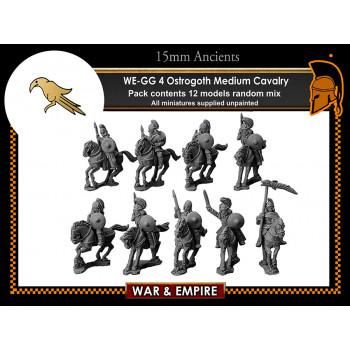 WE-GG04 Ostrogoth Medium Cavalry
