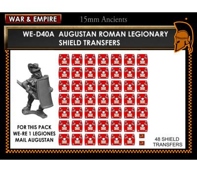 WE-D40A Roman Legionaries – Augustan (type 2)