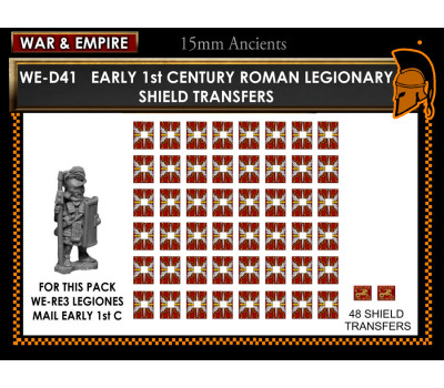 WE-D41 Roman Legionaries – 1st Century (type 1)