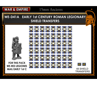 WE-D41A Roman Legionaries – 1st Century (type 2)