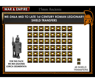 WE-D46A Roman Legionaries – 1st Century – Mid/Late (type 2)