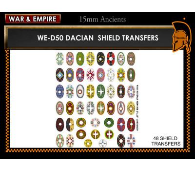 WE-D50 Dacian Shields