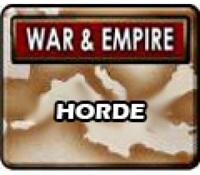 WE-A108 Horde Starter Army