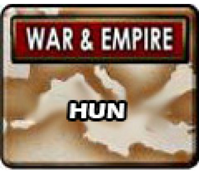 WE-A93 Hun Starter Army