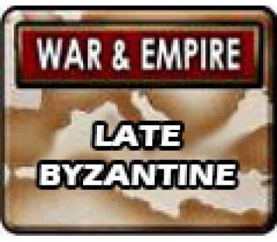 WE-A96 Late Byzantine Nikephorian Starter Army