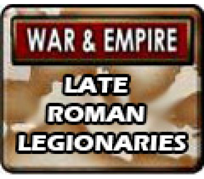 WE-A91 Late Roman Starter Army