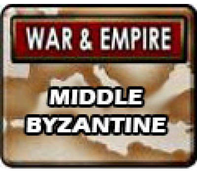WE-A95 Middle Byzantine Thematic Starter Army